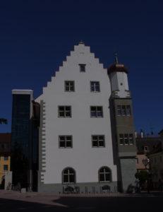 Bibliothek Radolfzell außen