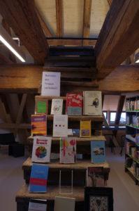Bibliothek Radolfzell Obergeschoss