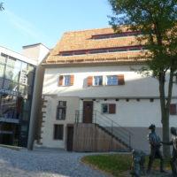 Ehningen Bücherei außen
