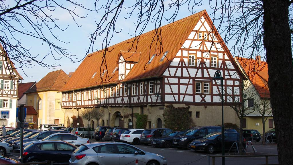 Schorndorf, Meierei des Spitals